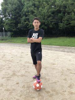 【サッカー】中村侑人選手 サポートページ